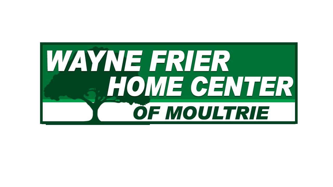 Wayne Frier of Moultrie